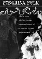 Portada Revista Poborina 2005