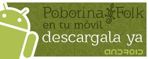 Aplicación Android del Festival Poborina Folk