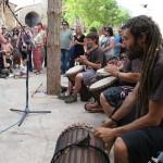 Grupo de Percusión Africana de Teruel