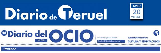 #Poborina16 en el Diario de Teruel