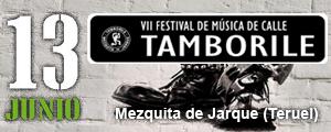 VII Festival de Música de Calle Tamborilé