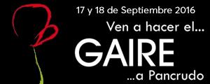 Festival de Artes Escénicas de Pancrudo GAIRE