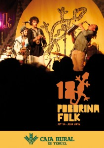 Portada Revista 18 Poborina Folk