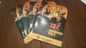 Revista 18 Poborina Folk