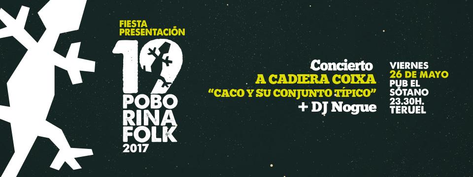 Fiesta Presentación #Poborina19