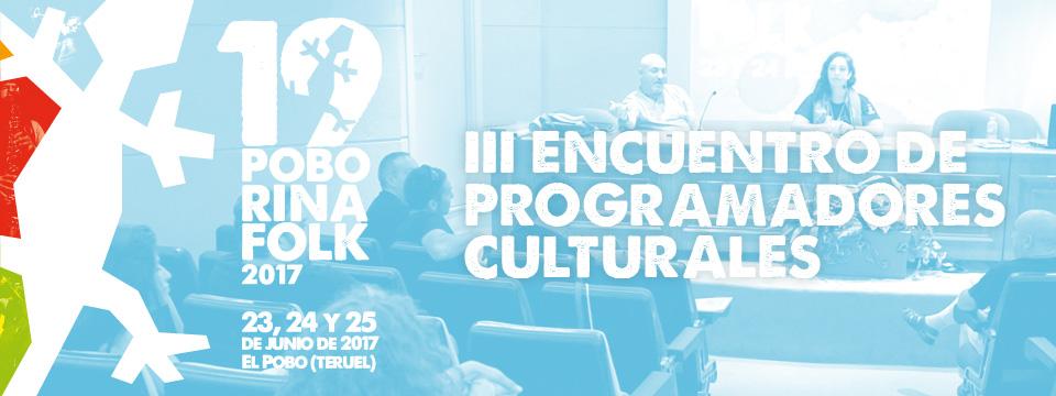 III Encuentro de  Programadores Culturales