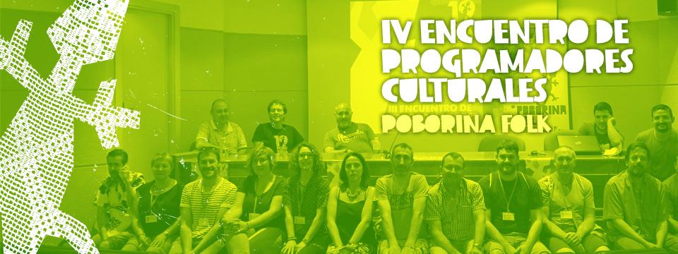 IV Encuentro Programadores Culturales