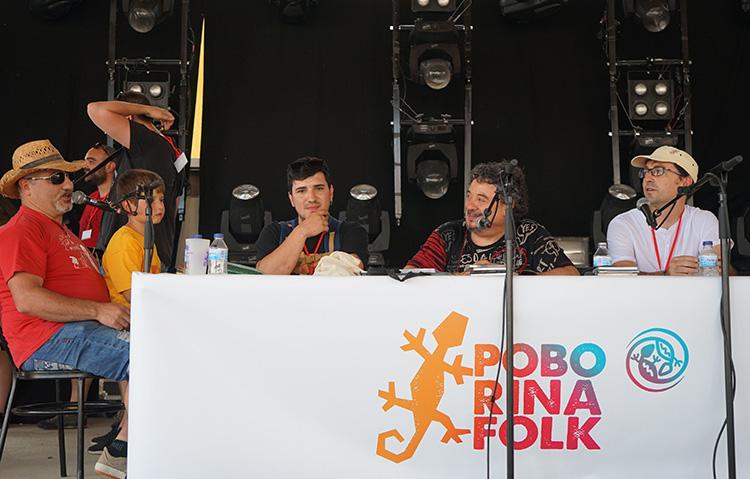 Trébede Clandestino - 21 Poborina Folk