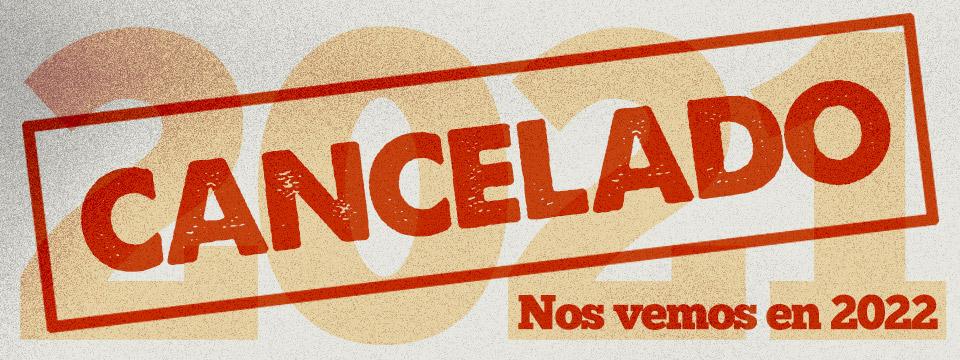 Cancelación Poborina Folk 2021